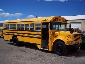 reconditioned busses, used school bus, bus parts