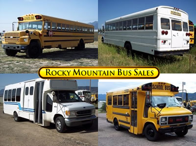 Rocky Mountain Bus Sales - school Bus - Used Bus
