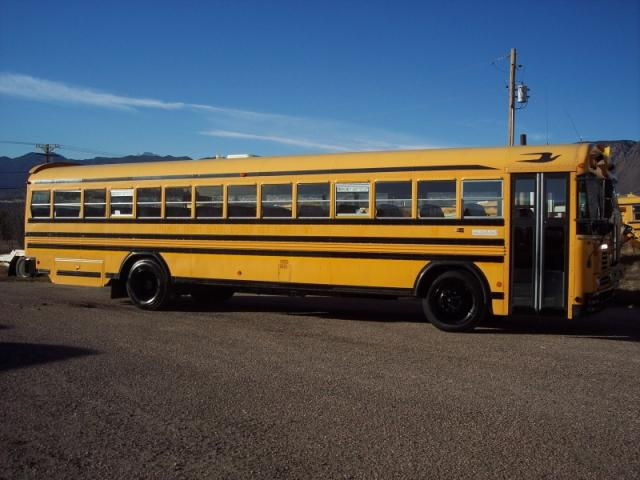 1999 BLUEBIRD TCFE - USED BUS FOR SALE - STOCK NO. BB99-111057