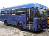 2001 BLUEBIRD TRANSSHUTTLE - USED BUS FOR SALE - STOCK NO. BB01-120593