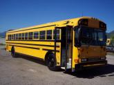 2005 BLUEBIRD ALL AMERICAN - USED BUS FOR SALE - STOCK NO. BB05-120514