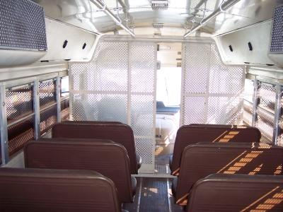 1991 BLUEBIRD AA PRISON - USED BUS FOR SALE - STOCK NO. BB91-10663