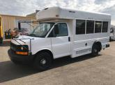 2008 A CHEVROLET MID-BUS - USED BUS FOR SALE - STOCK NO. GM08-106097