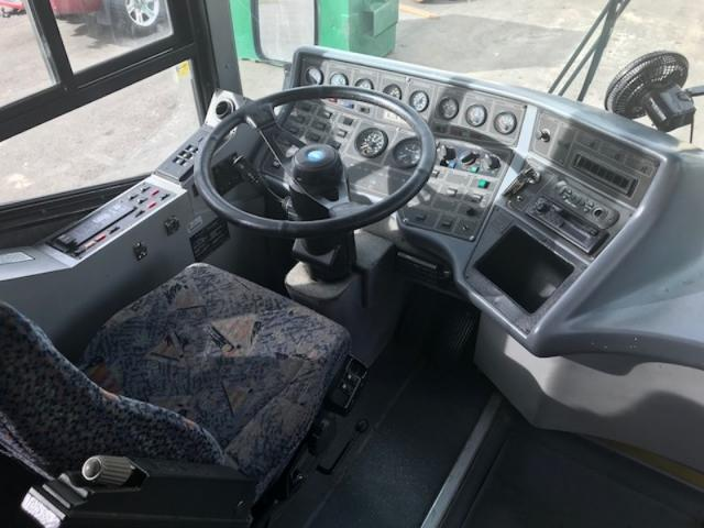 2000 A BLUEBIRD LTC-40 - USED BUS FOR SALE - STOCK NO. RE00-109967
