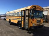 2003 A BLUEBIRD TC-2000 FE - USED BUS FOR SALE - STOCK NO. BB03-141119