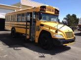 2009 BLUEBIRD Vision - USED BUS FOR SALE - STOCK NO. BV09-140551
