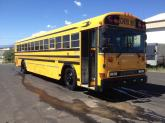 2001 A BLUEBIRD ALL-AMERICAN RE - USED BUS FOR SALE - STOCK NO. BB01-140675