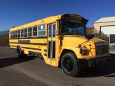 2002 FREIGHTLINER THOMAS - USED BUS FOR SALE - STOCK NO. FR02-109205