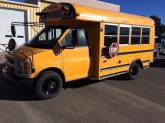 2002 CHEVROLET MID-BUS - USED BUS FOR SALE - STOCK NO. GM02-102027