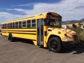 2009 A BLUEBIRD VISION - USED BUS FOR SALE - STOCK NO. BV09-105217