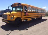 2002 A FREIGHTLINER THOMAS - USED BUS FOR SALE - STOCK NO. FR02-105527