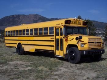 1988 FORD AMTRAN - USED BUS FOR SALE - STOCK NO. FD88-80445