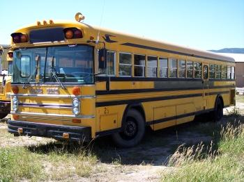 1985 BLUEBIRD AARE - USED BUS FOR SALE - STOCK NO. BB85-80811