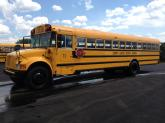 2001 INTERNATIONAL AMTRAN - USED BUS FOR SALE - STOCK NO. IH01-130719